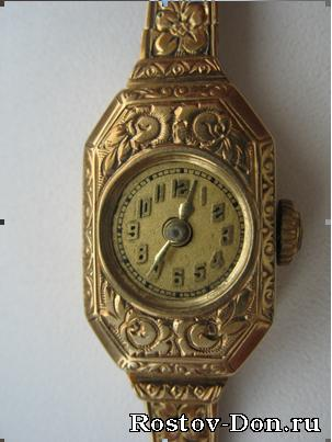 антиквариат часы наручные